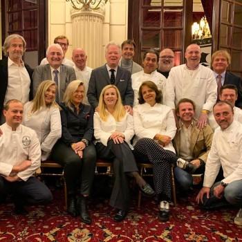 Guide Pudlo Paris : le chef invité d'honneur