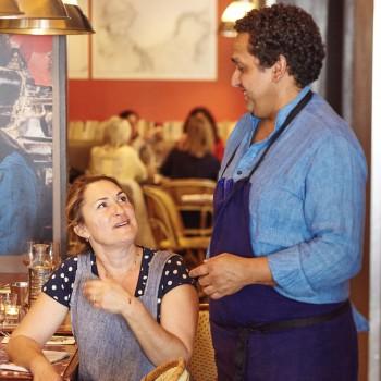 Mangeons Bien : A Paris, le chef tunisien, Nordine Labiadh félicité par Anne Hidalgo !